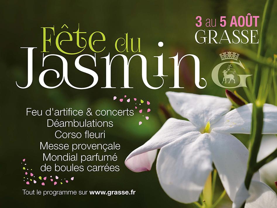 Fête du jasmin - Ville de Grasse